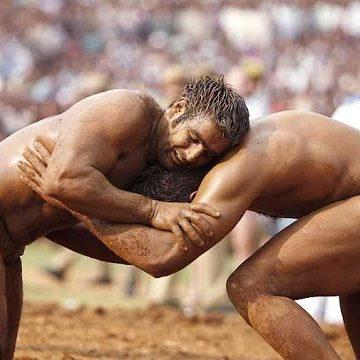 Wrestling (Kushti)