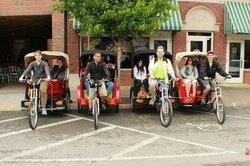 Tulsa Pedicabs Restaurant Tours